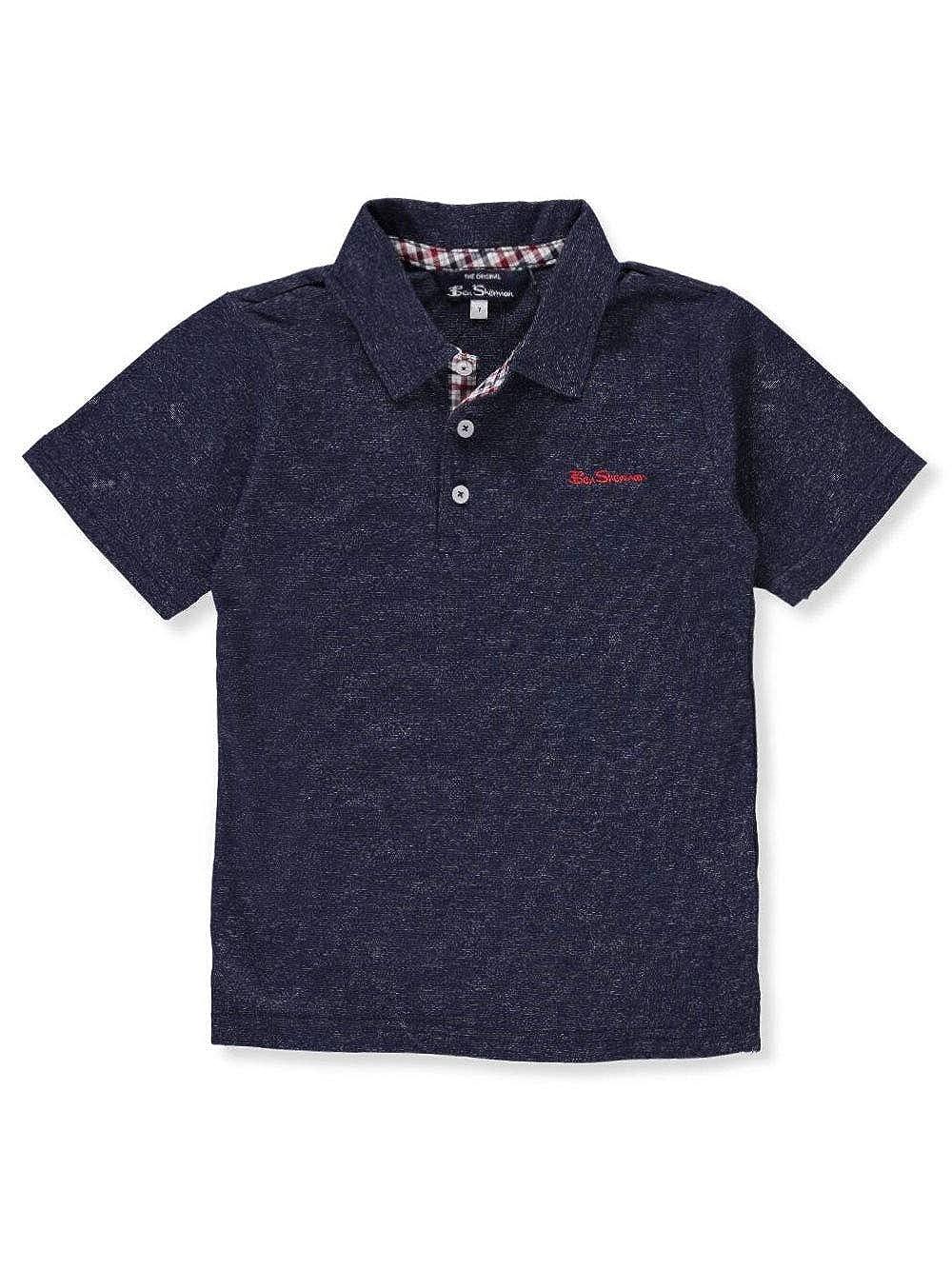 Ben Sherman Boys' S/S Knit Polo