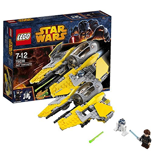Lego A1400536 - Intercepteur Jedi - Star Wars