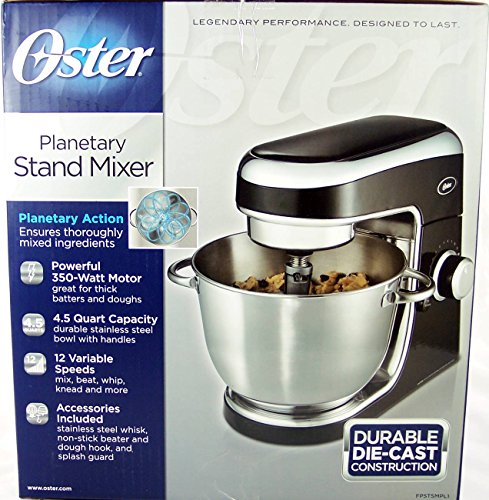 oster 12 speed stand mixer - 1