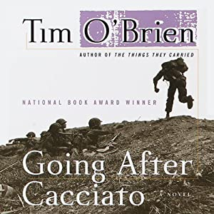 Image result for going after cacciato amazon