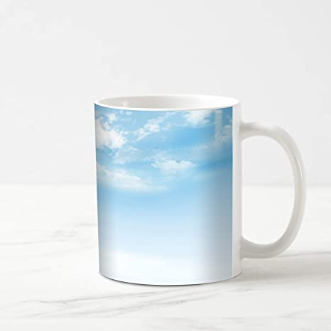 Amazon.com: Taza de té Ahawoso con diseño vintage, color ...