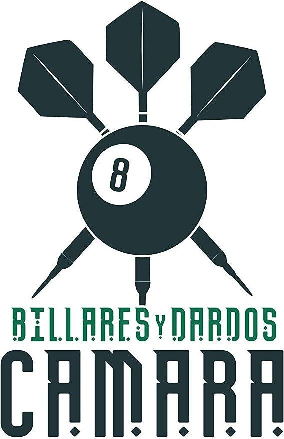 BILLARES Y DARDOS CAMARA Juego de Tacos de Billar Incluye 2 Palos ...