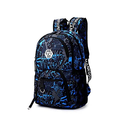 Amazon.com: Fashion Men Backpacks Waterproof Travel Multifunctional Bags Male Laptop Backpack: Clothing