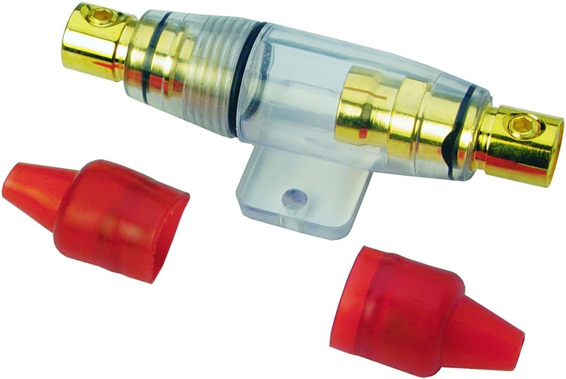 Sinuslive Sicherungshalter Sh 100 Für Agu Glassicherung Elektronik
