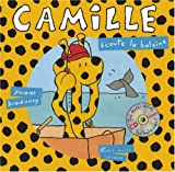img - for Camille Ecoute La Baleine (Livre CD) (French Edition) book / textbook / text book