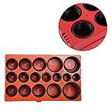 Eyech 407PC SAE Buna Rubber Universal O-Ring
