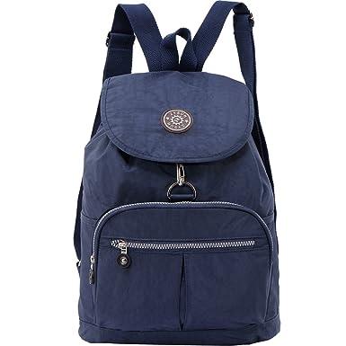 Amazon.com | ZYSUN Fashion Travel School Backpacks LightWeight Bag ...
