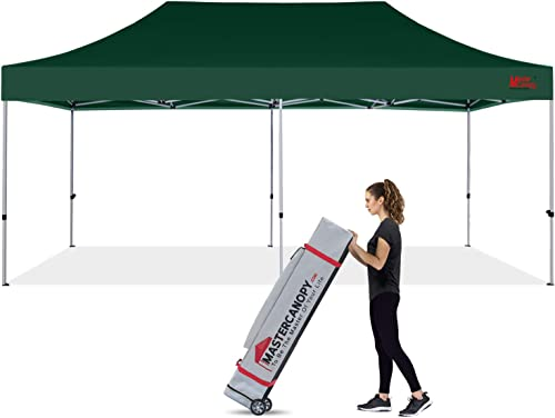 MASTERCANOPY Pop Up Canopy Tent 10×20 Commercial Instant Canopie