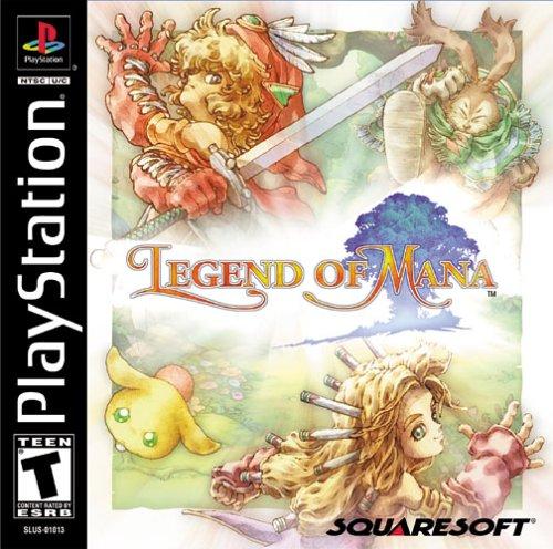 Amazon.com: Legend of Mana: Playstation: Video Games