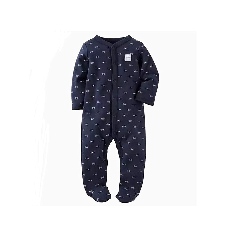 Newborn Baby Pajamas Unicorn Cotton Romper Boys Clothes Overalls Romper Infants Bebes Jumpsuit Premature Infant Baby Clothes