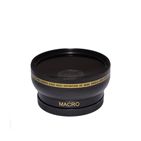 Review 58mm High Definition Wide