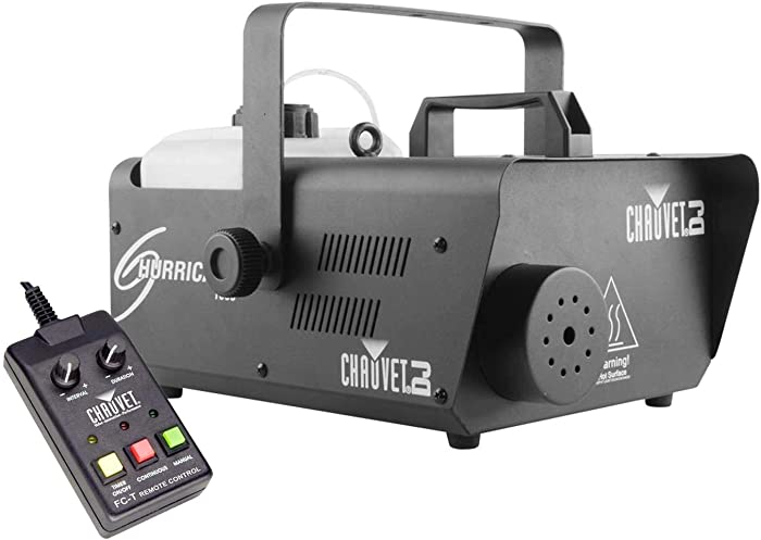 The Best Hurricane 1301 Fog Machine