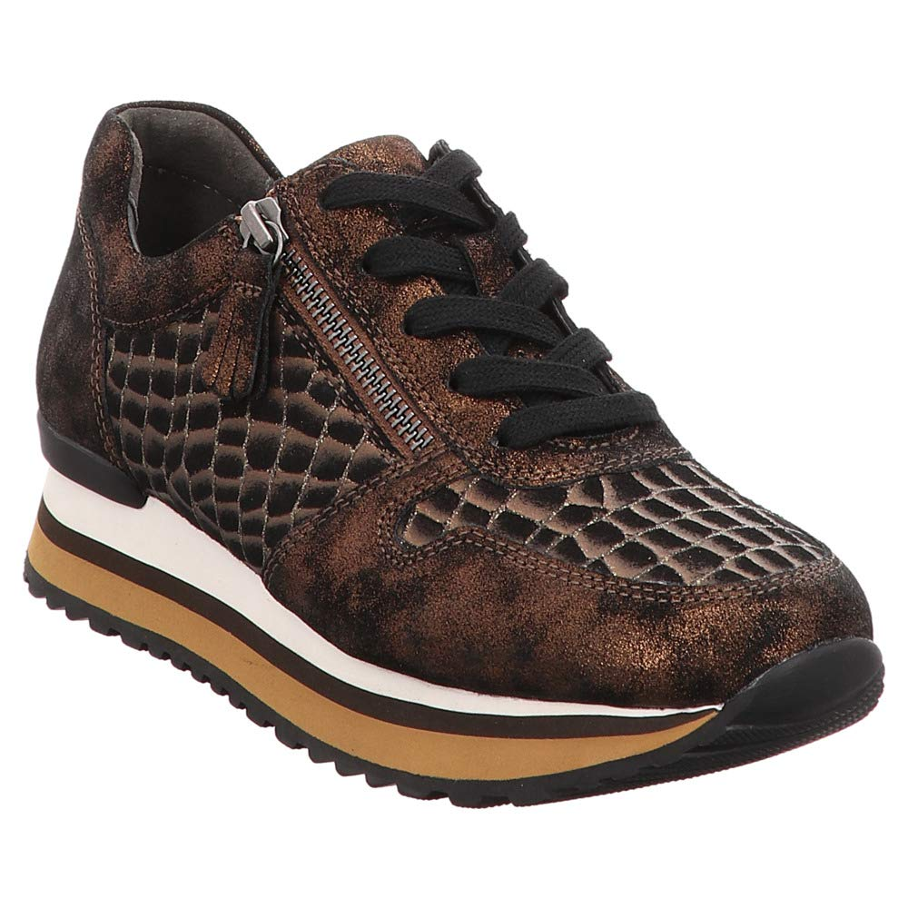 Gabor Femme 96.448.63, Chaussures de Ville Ville à Lacets pour 2543 Femme Marron Marron Marron 19eb5ab - gis9ma7le.space