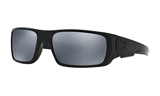 Oakley Crankshaft Matte Black/Black Iridium Polarized ORK51