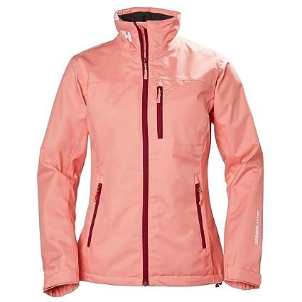 Helly Hansen 2018 Ladies Crew Jacket Shell Pink 30297