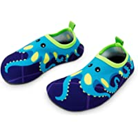 4fc59c57d829 Bigib Toddler Kids Swim Water Shoes Quick Dry Non-Slip Water Skin Barefoot  Sports Shoes