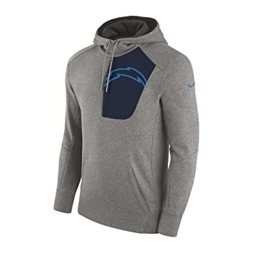 lowest price 89a13 fa82d Nike NFL Los Angeles Chargers Fly Fleece CD PO Hoodie XX ...