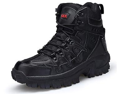 b6229513575 SINOES Shoes Work Utility Footwear Military Tactical Men, Mens Army ...