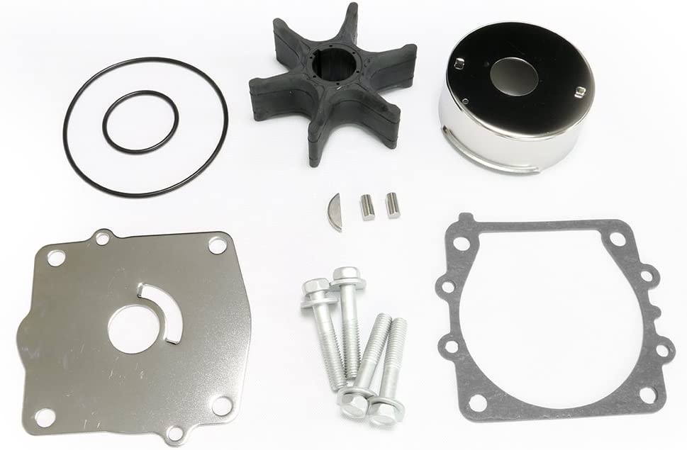 WSM Yamaha 115 Hp 4-Stroke Complete Impeller Kit With Housing 750-434 6H3-44311