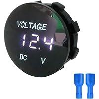 Garciasia 5-48 V Panel Voltímetro Medidor de Voltaje