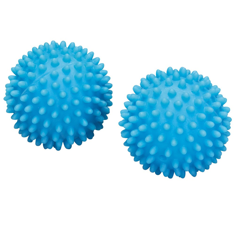 amazoncom household essentials pvc dryer balls blue set of   - amazoncom household essentials pvc dryer balls blue set of  home kitchen