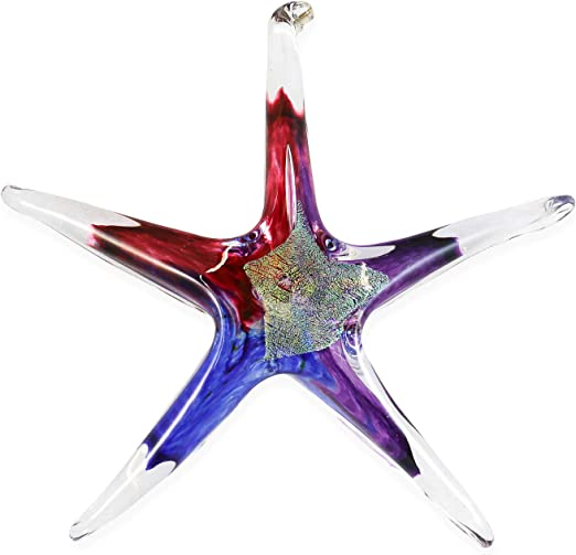 Suncatcher Luke Adams Violet Mini Star