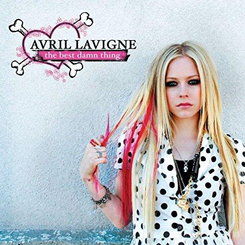 Qinuo Avril Lavigne Silk Poster Dgs4-443