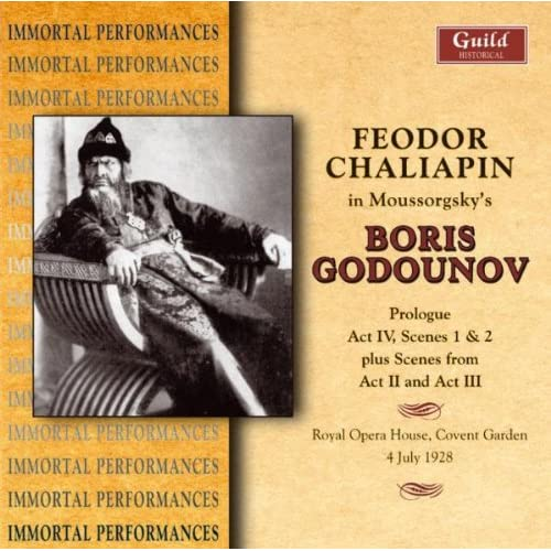 New Boris Godounov Selections Covent Garden 1928 supplier