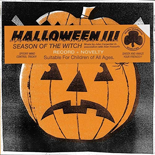 Halloween III: Season of the Witch (Original Motion Picture Score) ()