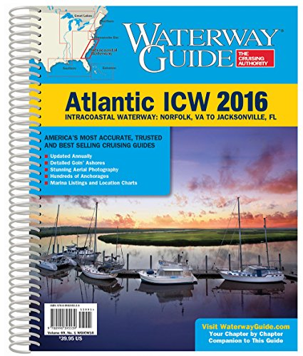 Price comparison product image Waterway Guide Atlantic Icw 2016 (Waterway Guide. Intracoastal Waterway Edition)