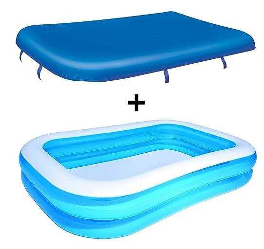 bache piscine 305 x 183
