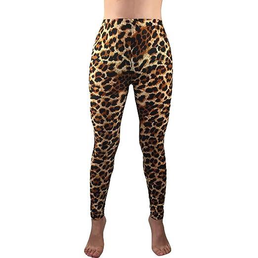 Pantalones Leggings de Yoga Algodón Largo para Mujer ...