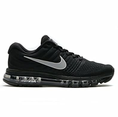 Air max 2017 Black Blue Running shoes for Men (7)