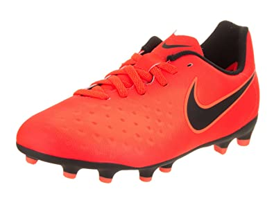 quality design 7433e 94f83 Nike Boys  Magista Ola II FG Football Boots, Red (Total Crimson Black