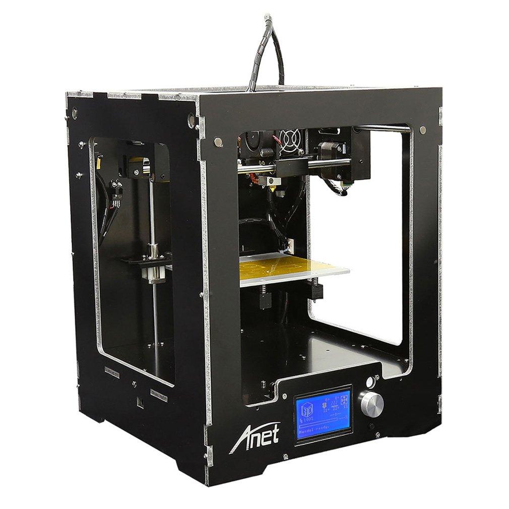 Anet A3 Impresora 3d stampante Prusa I3 alta precisión completa ...