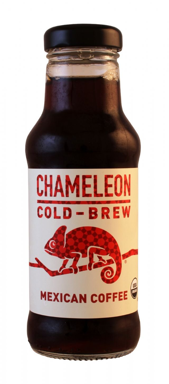 Chameleon Cold Brew Espresso Coffee, 10 Ounce (Pack of 12) KEHE (Dropship)