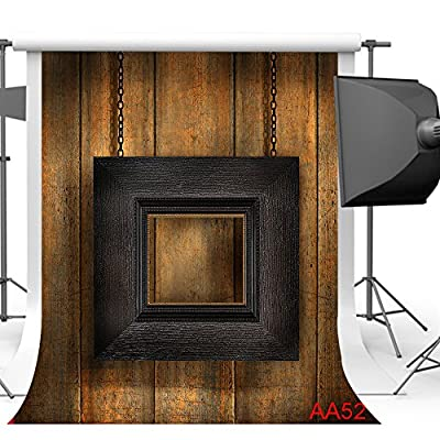 NYMB 10x10ft Poly Fabric Backdrop CP Photography Prop Photo Studio Background Customized Photo frame and wooden from NYMB
