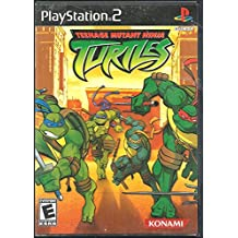 Teenage Mutant Ninja Turtles (PS2)