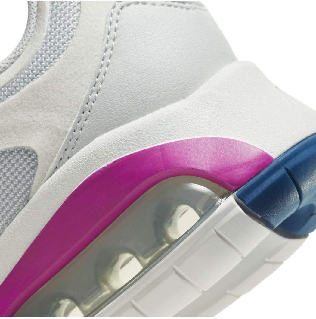 Nike W Air Max 200 Hardloopschoenen voor dames wit 001