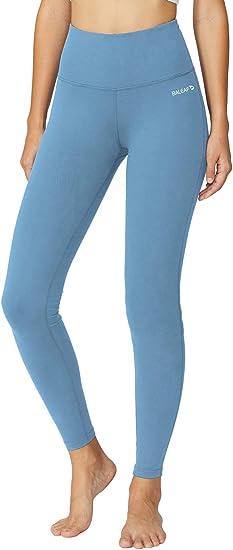 Leggings de yoga pour femme Baleaf Poche int/érieure Tissu non-transparent Taille haute