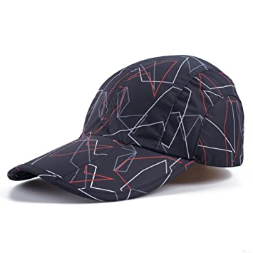 1cfb9d657c2 GADIEMKENSD Quick Drying Breathable Running Outdoor Hat Cap Only 2 Ounces ( Classic series