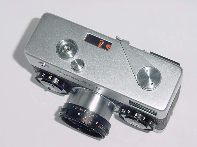Amazon.com: Rollei 35 s 35S 35-s cámara con rollei-hft ...