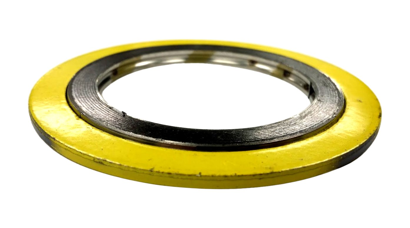 49.25 OD for Pipe Size 40 Inc Teadit 900040A304GR900 Spiral Wound Gasket Sur-Seal 43.25 ID 40 x 900# x 304SS//FG Flexible Graphite for Applications with High Temperature Variations Thermal Cycling and//or Pressure Variations
