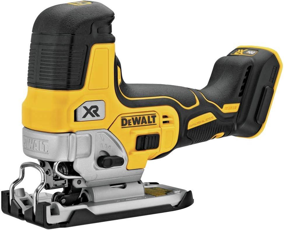 DEWALT 20V MAX Jig Saw, Barrel Grip, Tool Only DCS335B