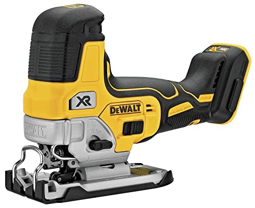 DEWALT 20V MAX Jig Saw, Barrel Grip, Tool Only DCS335B