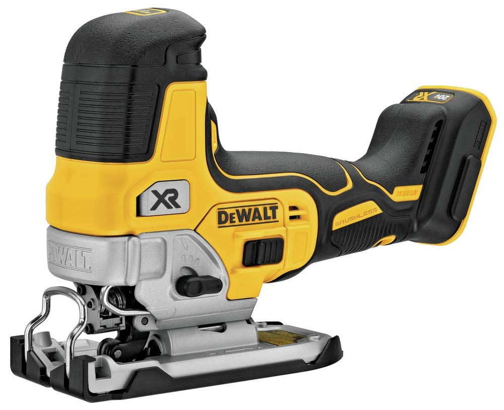 DEWALT DCS335B 20V Max Cordless Brushless Barrel Grip Jig Saw (Tool Only)