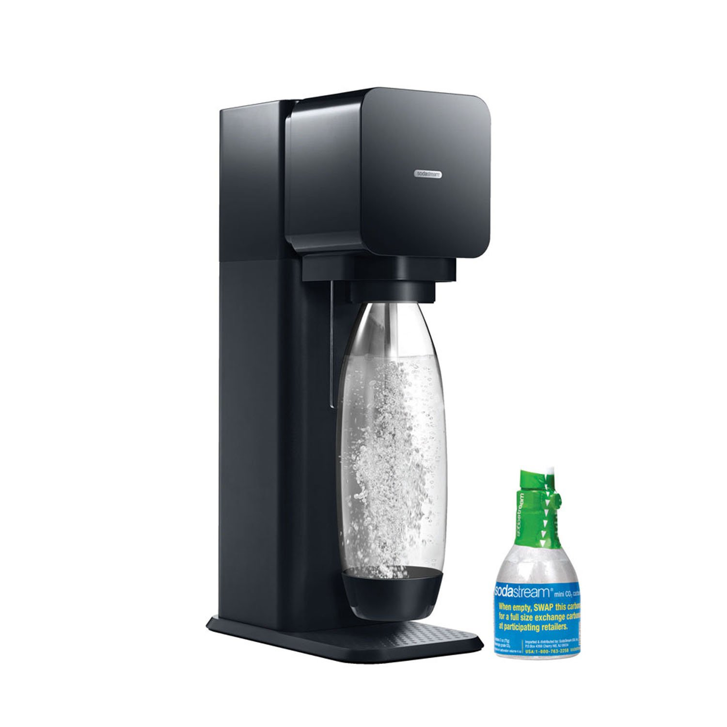 Amazon Sodastream Play Home Soda Maker Starter Kit Black