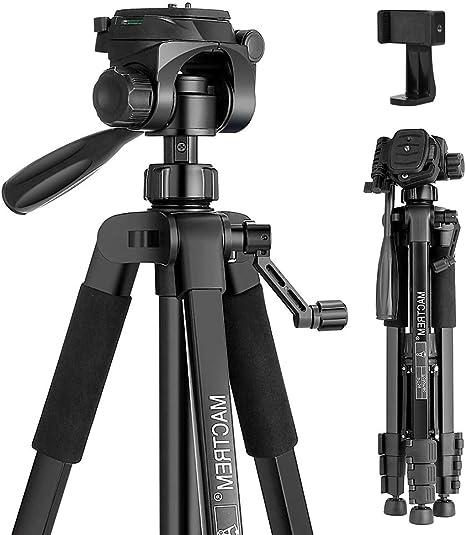 Trípode de Cámara - Trípode Completo de 151cm para Canon Sony ...