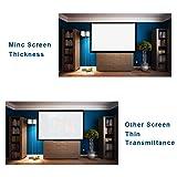 Projector Screen 120 Inch 16:9 - MINC Portable