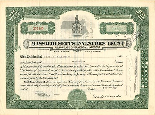 Massachusetts Investors Trust